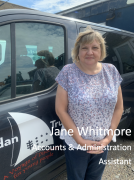 Jane Whitmore - Accounts and Administration Assistant